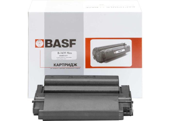 Картридж BASF аналог Xerox Phaser 3435 (106R01415) 10k