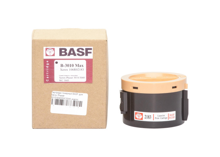 Картридж BASF аналог Xerox 106R02183 (Phaser 3010, 3040, WorkCentre 3045) 2,2k
