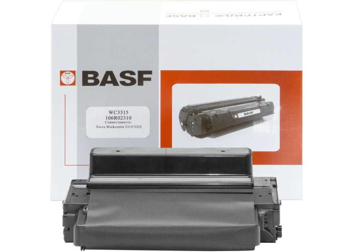 Картридж BASF аналог Xerox WorkCentre 3315, 3325 (106R02310) 5k
