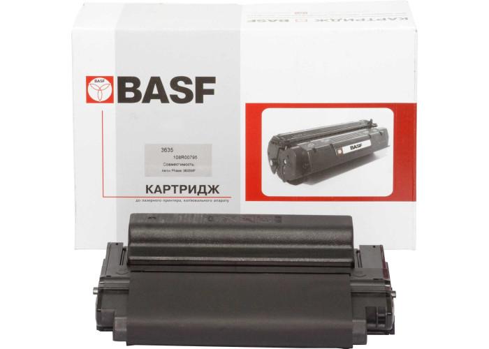 Картридж BASF аналог Xerox 108R00796 (Phaser 3635)