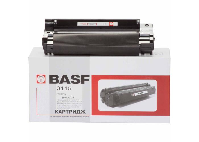 Картридж BASF аналог Xerox 109R00725 (Phaser 3115, 3116, 3120, 3130, ML-1510, ML-1750)