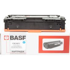 Картридж BASF аналог Canon 045H (LBP610, LBP611, LBP612, LBP613, MF630, MF632, MF634) Cyan