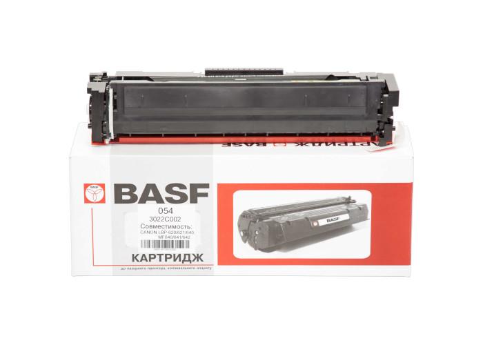 Картридж BASF аналог Canon 054 (LBP621, LBP623, MF641, MF643, MF645) Cyan