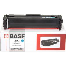 Картридж BASF аналог Canon 054H (LBP621, LBP623, MF641, MF643, MF645) Cyan