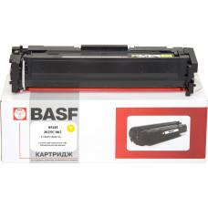Картридж BASF аналог Canon 054H (LBP621, LBP623, MF641, MF643, MF645) Yellow