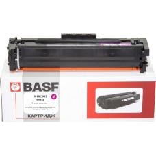 Картридж BASF аналог Canon 055H (LBP660C, LBP662, LBP663, LBP664, MF740C, MF742, MF744, MF746) Magenta БЕЗ ЧІПА