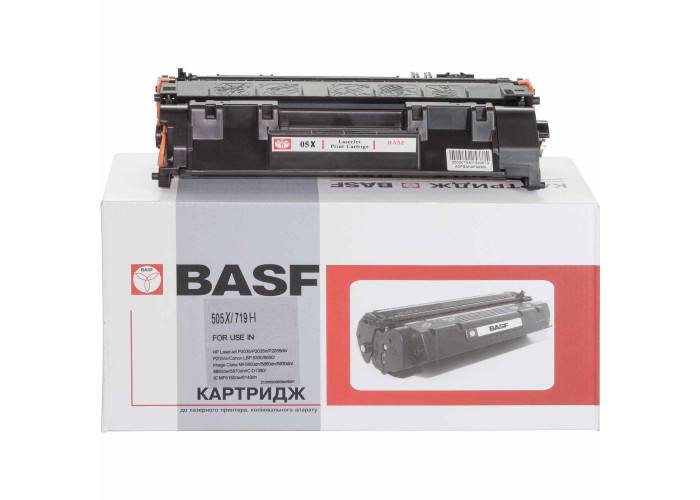 Картридж BASF аналог Canon 719H (LBP-6300, LBP-6650, LBP-6670, LBP-6680, MF411, MF418, MF416, MF419, MF5840)