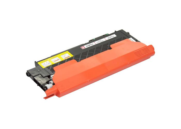 Картридж BASF аналог HP 117А, W2071A Cyan (Color Laser 150, 178, 179 MFP) БЕЗ ЧІПА