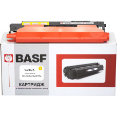 Картридж BASF аналог HP 117А, W2072A Yellow (Color Laser 150, 178, 179 MFP) БЕЗ ЧІПА