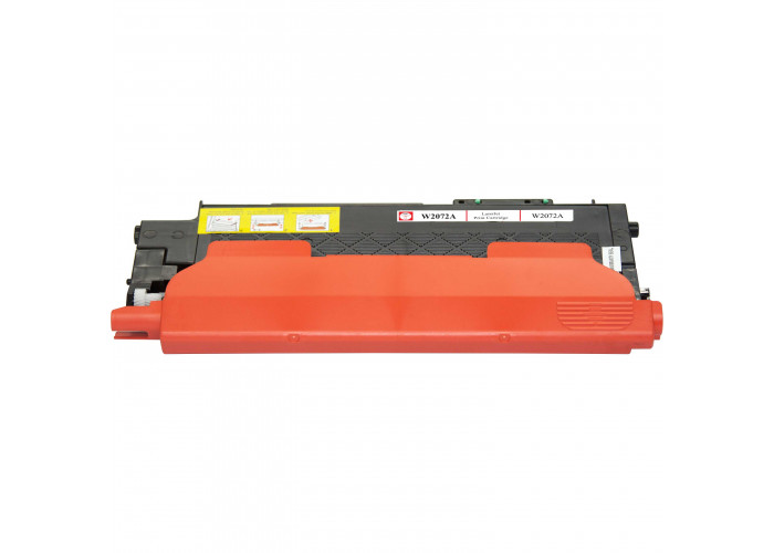 Картридж BASF аналог HP 117А, W2072A Yellow (Color Laser 150, 178, 179 MFP) БЕЗ ЧІПА