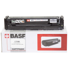 Картридж BASF аналог HP 203X, CF540Х (Color Pro M254, M280, M281) Black