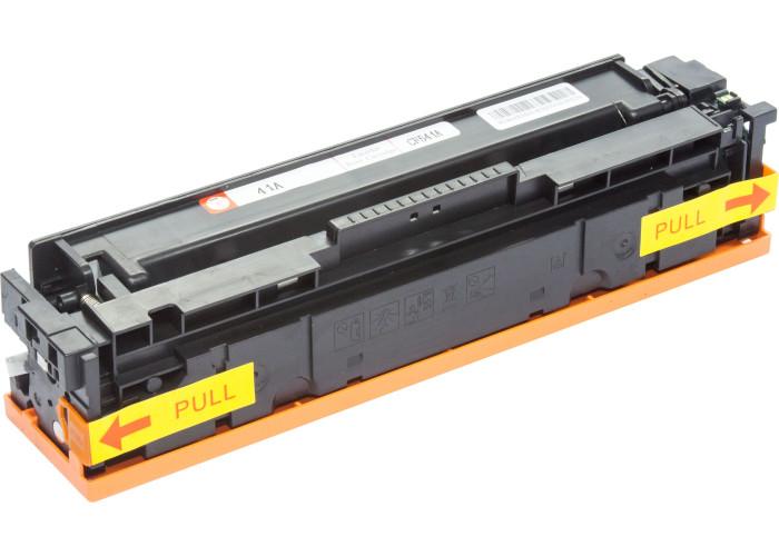 Картридж BASF аналог HP 203X, CF541X (Color Pro M254, M280, M281) Cyan
