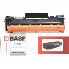 Картридж BASF аналог HP 44X, CF244X (Pro M15, M16, M28, M29 MFP) 2k