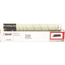 Картридж BASF аналог Konica Minolta TN-216Y (A11G251) Yellow (BizHub C220, C280)