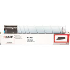Картридж BASF аналог Konica Minolta TN-216C (A11G451) Cyan (BizHub C220, C280)