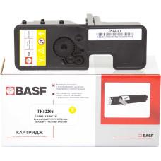 Картридж BASF аналог Kyocera TK-5220Y (1T02R9ANL1) Yellow (ECOSYS P5021, M5521)