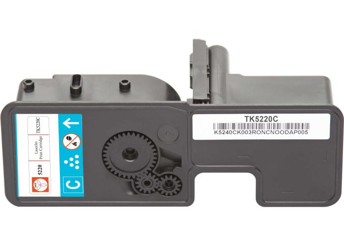 Картридж BASF аналог Kyocera TK-5220C (1T02R9CNL1) Cyan (ECOSYS P5021, M5521)