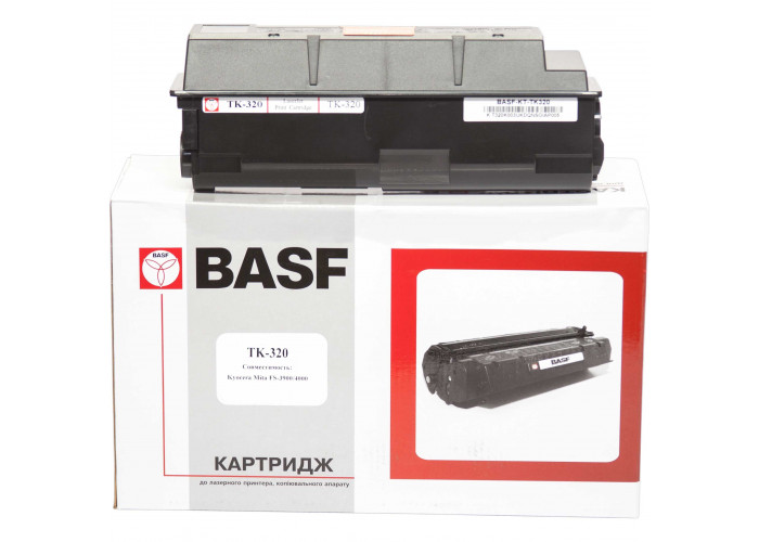 Картридж BASF аналог Kyocera TK-320 (Ecosys FS-3900DN, FS-4000DN)