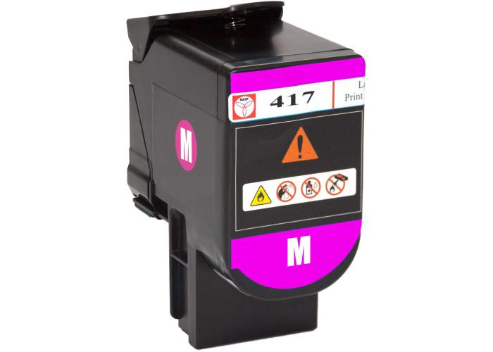 Картридж BASF аналог Lexmark 71B0H30 (CS517de, CX517de, CS417dn, CX417de) Magenta