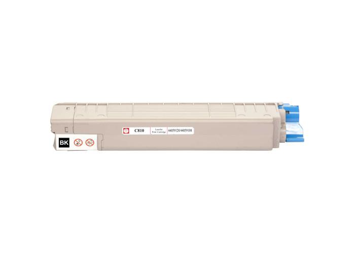 Картридж BASF для OKI C810, C830, MC860 аналог 44059120 / 44059108 Black