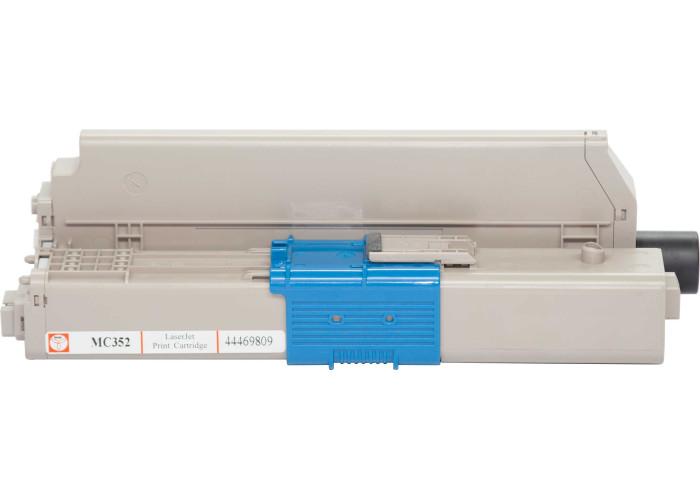 Картридж BASF аналог OKI 44469809 для C310, C330, C331, C510, C511, C530, C531, MC351, MC361, MC352, MC362, MC561, MC562 Black