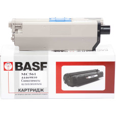 Картридж BASF аналог OKI 44469810 (C510, C530, MC561) Black