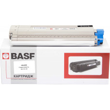 Картридж BASF аналог OKI 44844508 (Okidata C831, C841) Black