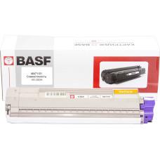 Картридж BASF аналог OKI 46471101 Yellow (C823dn, C833dn, C843dn)