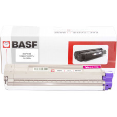 Картридж BASF аналог OKI 46471102 Magenta (C823dn, C833dn, C843dn)