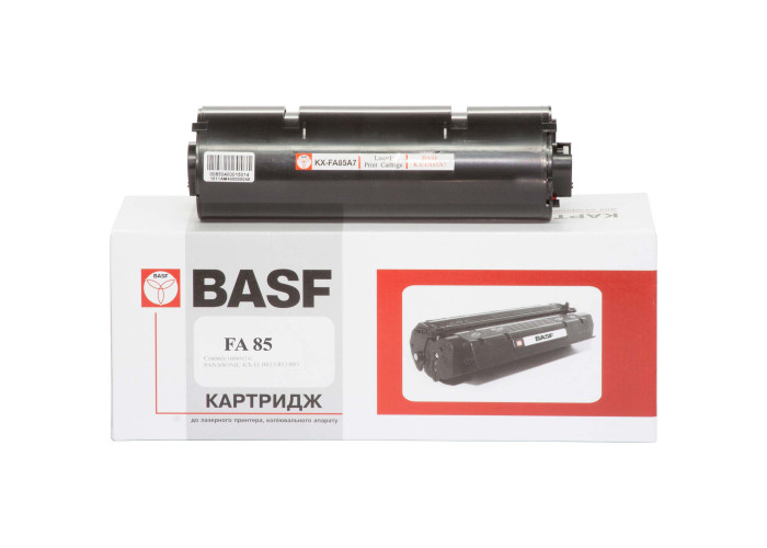 Картридж BASF аналог Panasonic KX-FA85A7 (KX-FLB813, KX-FLB853, KX-FLB883)