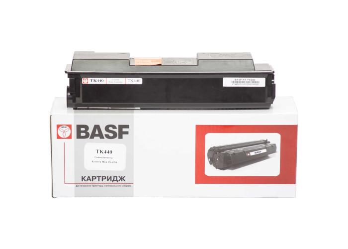 Туба з тонером BASF аналог Kyocera TK-440 (FS-6950DN) 15k