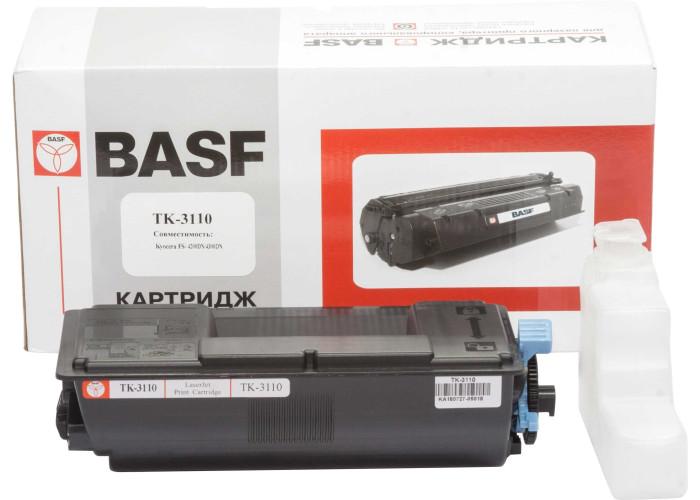 Туба з тонером BASF аналог Kyocera Mita TK-3110 (FS-4100DN)