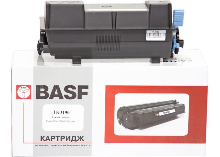 Туба з тонером BASF аналог Kyosera TK-3190 (ECOSYS P3055dn, P3060dn)