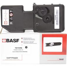 Туба з тонером BASF аналог Kyocera TK-5240K (1T02R70NL0) Black (ECOSYS P5026, M5526 MFP)