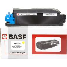 Туба з тонером BASF аналог Kyocera TK-5270Y (1T02TVANL0) Yellow (ECOSYS M6230, M6630)