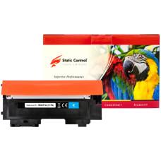 Картридж Static Control PARROT аналог HP 117А, W2071A Cyan (Color Laser 150, 178, 179 MFP) 002-01-S2071APB