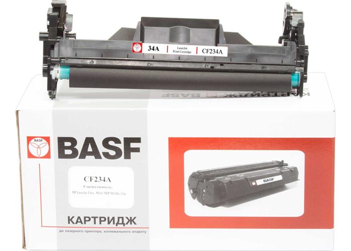 Драм картридж (фотобарабан) BASF аналог HP 34A, CF234A для Ultra M106, M134 (BASF-DR-CF234A)