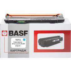Картридж BASF аналог HP 117А, W2071A Cyan (Color Laser 150, 178, 179 MFP)