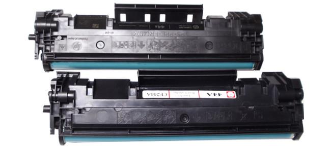 Огляд картриджа аналога HP 44A для M15, M28