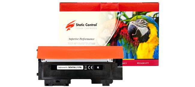 Картриджи Static control parrot