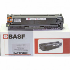 Картридж BASF для HP CLJ CP2020, CP2025, CM2320, LBP-7200 (CC530A, Canon 718 Black)