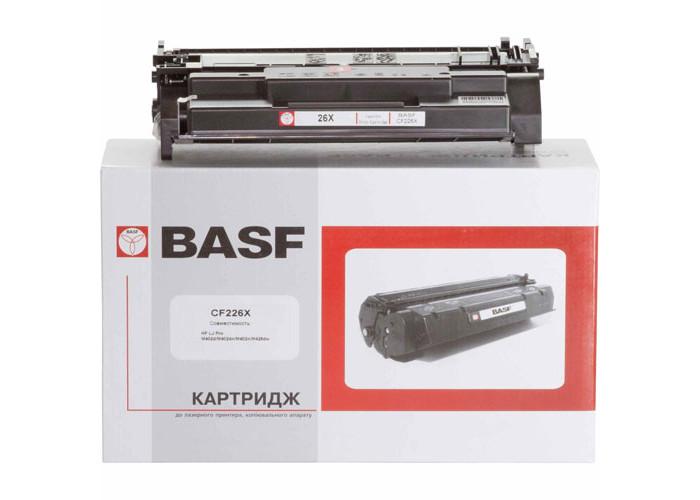 Картридж BASF для HP LaserJet Pro M402, M426 MFP (CF226X) Max