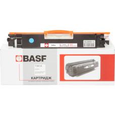 Картридж BASF для HP CLJ M176n, M177fw (CF351A) Cyan