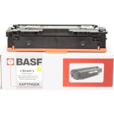 Картридж BASF аналог Canon 045 для LBP610, LBP611, LBP612, LBP613, MF630, MF632, MF634 Yellow