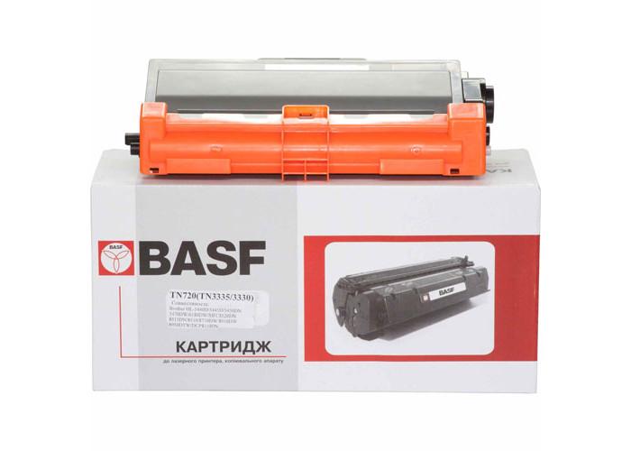 Картридж BASF для Brother HL-5450, HL-6180, DCP-8110, DCP-8250, MFC-8520, MFC-8950 (TN3330)