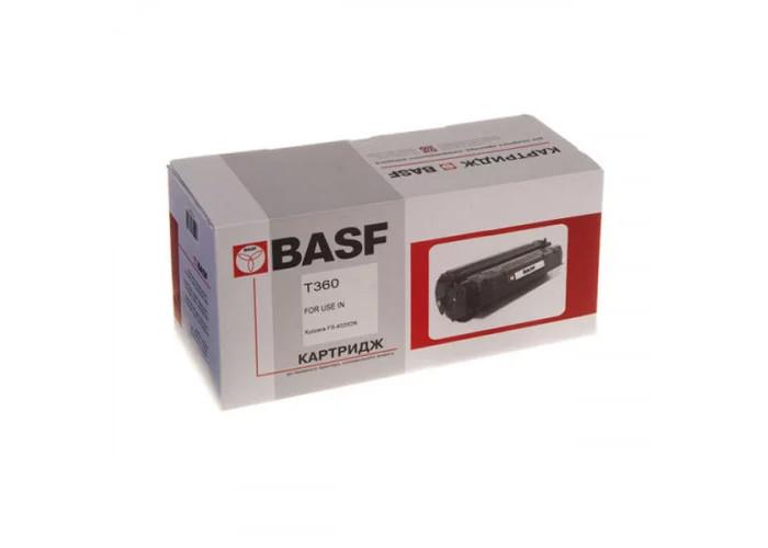 Туба з тонером BASF аналог Kyocera Mita TK-360 (Ecosys FS-4020, FS-4020DN)