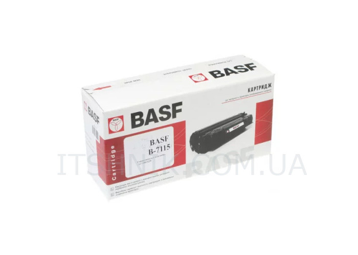 Картридж BASF аналог HP 15A, C7115A, Canon EP-25 (LaserJet 1000, 1200, 1220, 3300, 3310, 3320, 3330, 3380, LBP-1210)