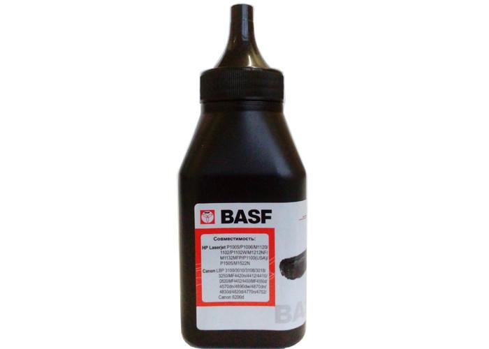 Тонер BASF для HP P1005, P1102, P1606, P1505, M1120, M1132, M1536 (BT-HP1005) 100г