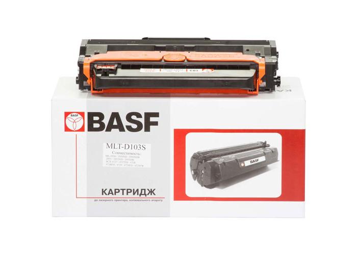 Картридж BASF для Samsung ML-2950, ML-2955, SCX-4728, SCX-4729 (MLT-D103S)