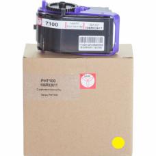 Картридж BASF для Xerox Phaser 7100 Yellow (106R02611)